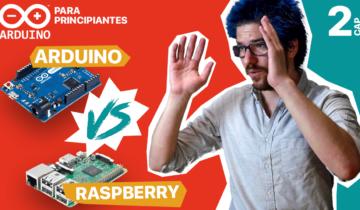 #2 – Arduino VS Raspberry